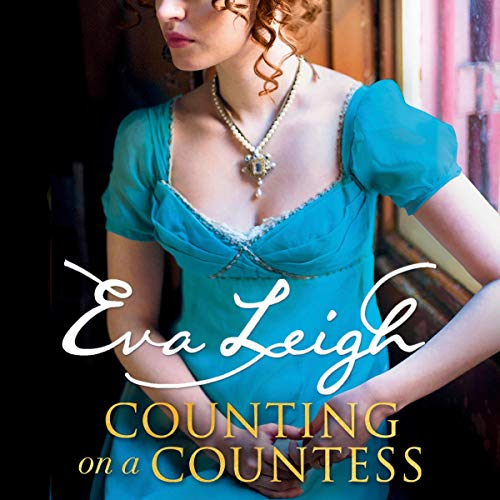 Counting on a Countess audiobook cover art