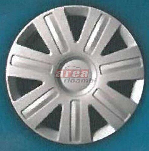 Wieldoppen 4 stuks Ford Fiesta 2002 > diameter 14 wieldoppen