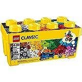 LEGO 10696 Classic LaboîtedeBriquescréatives, Rangement Facile des Jouets, Cadeau de Fan Masters