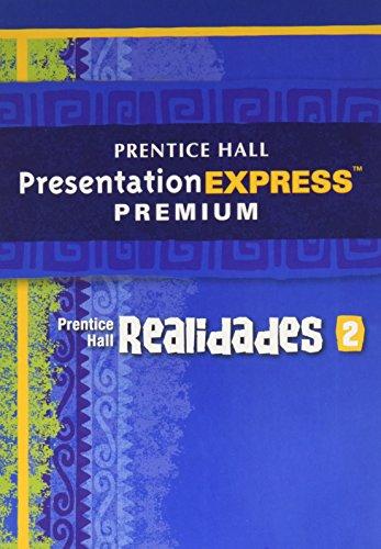 REALIDADES 2011 PRESENTATION EXPRESS DVD-ROM LEVEL 2