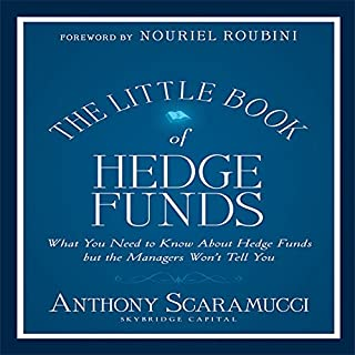 The Little Book of Hedge Funds cover art