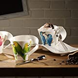 Villeroy & Boch NewWave Caffè Kaffeebecher (Geschenkkarton), Premium Porzellan, White, - 2