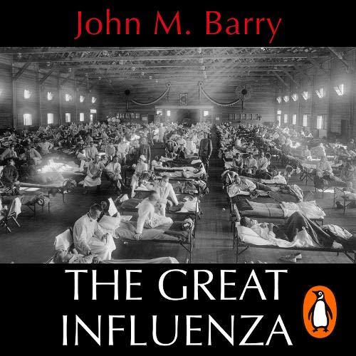 The Great Influenza cover art