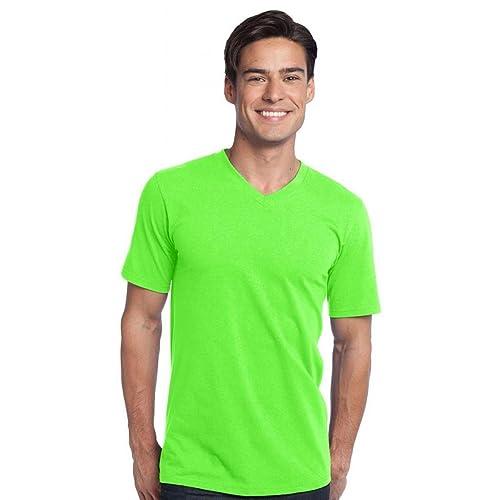 Neon Green Shirt: Amazon.com