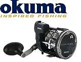 Okuma Classic Linecounter XPD- 20DA Rechtshand Multirolle, Schnurfassung 270m 0,35mm, Meeresrolle,...