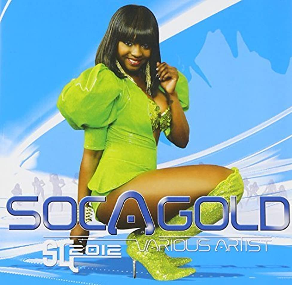 Soca Gold 2012 [CD/DVD Combo] by VP Records