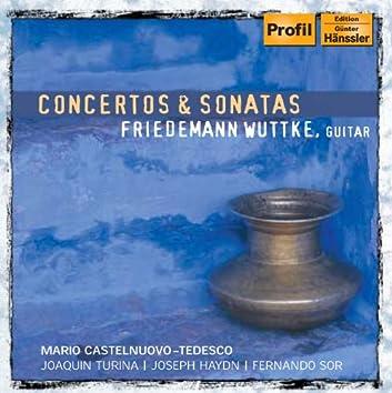 Concertos And Sonatas