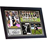 SGH SERVICES Gerahmtes Poster, Cristiano Ronaldo Juventus,