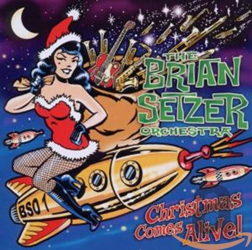 Best brian setzer orchestra christmas albums for 2021