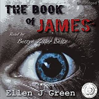 The Book of James audiobook cover art