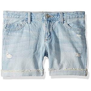 Big Girls' Plus Sized Denim Shorts