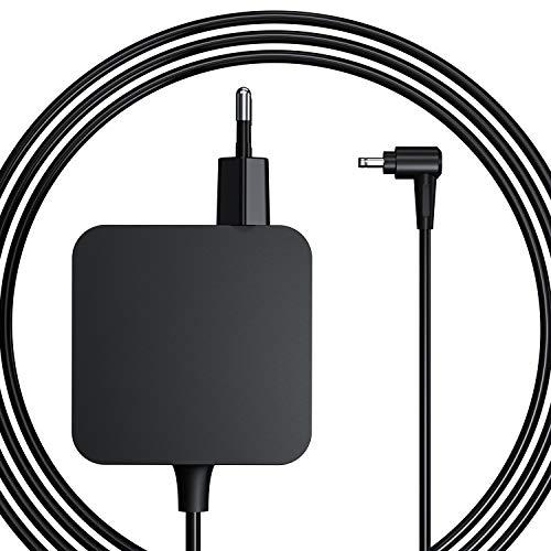 NEUE DAWN 19V 45W Laptop Netzteil Ladegerät für Asus Vivobook S14 UX330 F540U UX31A UX32A UX301L UX303L UX305F UX310UA UX331U UX3410UA Q200E R515m Notebook Zenbook Adapter X550 X551 X751 Ladekabel