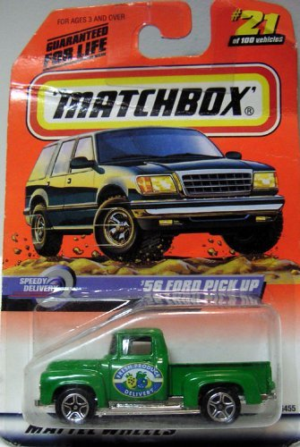 Matchbox 1:64 Scale Collectible Car Play Vehicle (Styles May Vary)