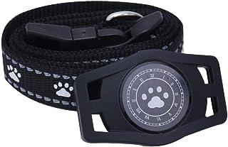 POPETPOP Mini Cane Collare USB Impermeabile Pet GPS Posizione in Tempo Reale Anti-Perso GPS gsm Tracker Collare GPS per Ca...