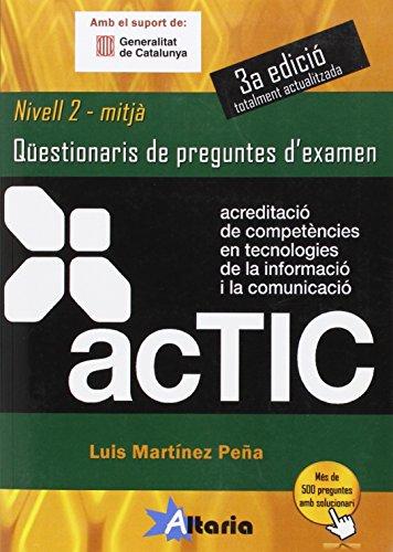 ACTIC 2: qüestionaris de preguntes d