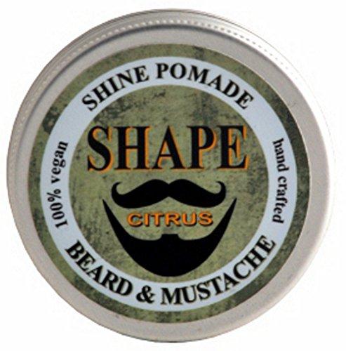Mr. Shape Shine Pomade pulir barba y bigote–50ml