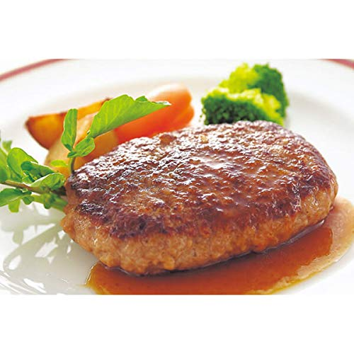 【業務用】ロイヤルシェフ ハンバーグステーキN 冷凍 130g×10個