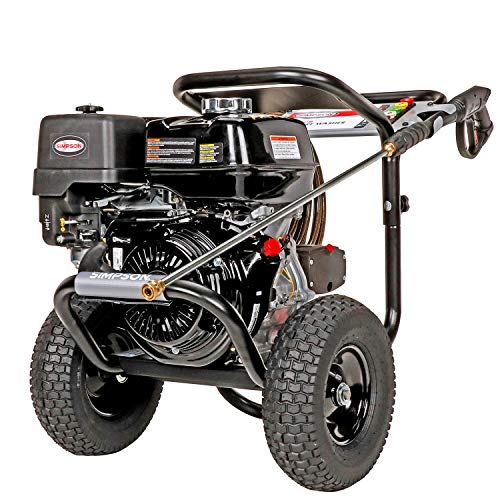 SIMPSON Cleaning PS4240 4200 PSI at 4.0 GPM Gas Pressure Washer Powered by HONDA GX270