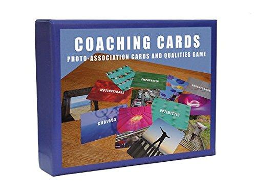 Tarjetas inspiradoras de foto-asociaciones para management, las tarjetas de entrenamiento y juego de calidad para el desarrollo de un equipo, para entrenadores, coaches y manager (Ingles)