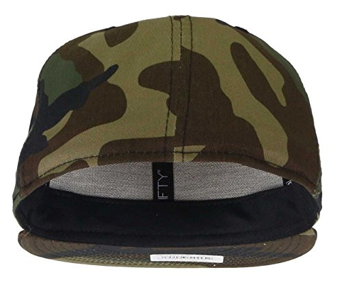 New era 59fifty Basecap Blank Camouflage - 7 1/4-58cm