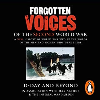 D-Day and Beyond audiobook cover art