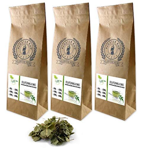 VITAIDEAL VEGAN® Elfenblumen Blätter (Epimedium, Sockenblumen) 3x 50g, rein natürlich ohne Zusatzstoffe.