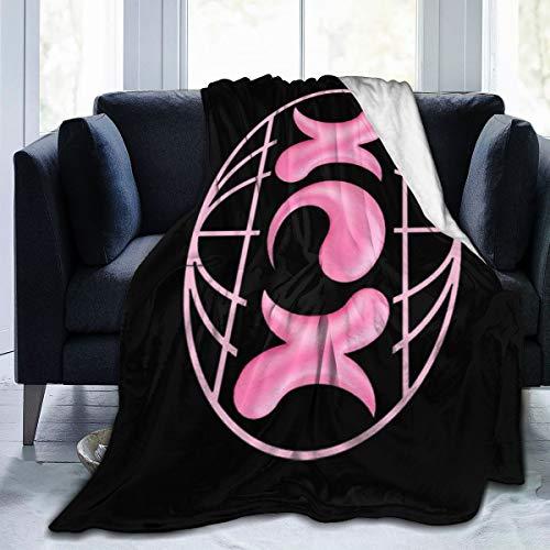 "TVXQXIAH Charli XCX Merch Charli XCX Ultra-Soft Micro Fleece Blanket£¨50"""" X40£¬60 X50£¬80 X60£"