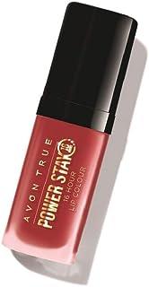 AVON TRUE COLOR Power Stay - Pintalabios líquido resiliente (26 g) color rojo