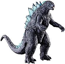 BANDAI Godzilla Movie Monster Series Godzilla 2019 (Godzilla: King of The Monsters) Soft Vinyl Figure