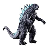 BANDAI Godzilla Movie Monster Series Godzilla 2019 Soft Vinyl Figure (Japan Import)