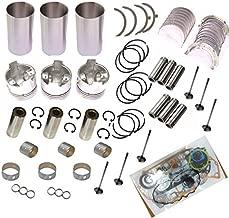 Overhaul Rebuild Kit For Kubota D902 Engine RTV900W9 RTV900 Utility Vehicle