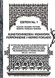 Kunstschmieden / Ironwork / Ferronnerie / Hierro Forjado: Gitter und Geländer...