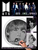 BTS Dots Lines Spirals Coloring Book: Bangtan Boys Coloring Books for KPOP & Army Fans