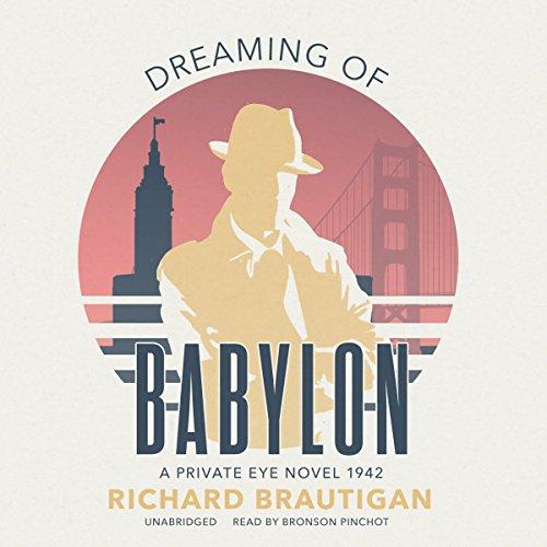 Dreaming of Babylon cover art