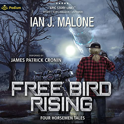 Free Bird Rising cover art