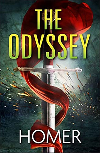 The Odyssey:a classics illustrated edition