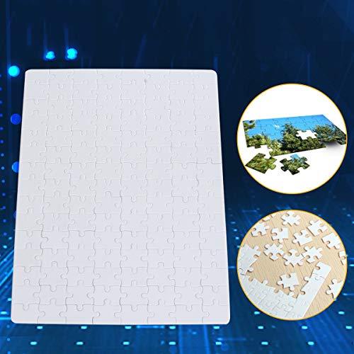 ExcLent Diy A4 29X20 Cm Blank Dye Sublimation Druckbare Puzzle Spielzeug Für Transferpresse