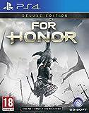 Ubisoft For Honor Deluxe Edition De lujo PlayStation 4 Inglés vídeo - Juego (PlayStation 4, Acción, Modo multijugador, RP (Clasificación pendiente))