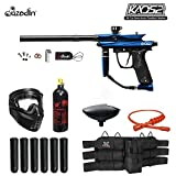 Best Paintball Guns - Azodin Kaos 2 Titanium Paintball Gun Package Review