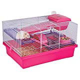 Rosewood Options Cage pour Hamster Home Pico Rose