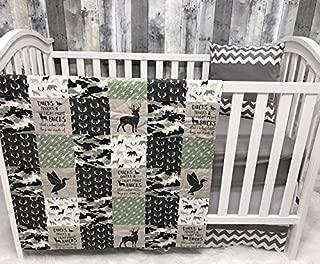 duck hunting nursery bedding
