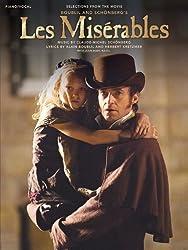 Alain Boublil/Claude-Michel Schönberg: Les Misérables (Extraits de la bande originale). Partitions pour Piano, Chant et Guitare