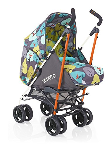 Cosatto 1703496031 - silla de paseo travel system to & fro firebird 0m+