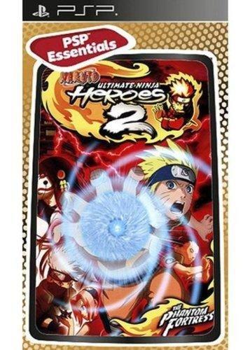 Naruto ultimate Ninja heroes 2 - collection essentiels