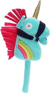 ERDAO Rainbow Smash Pickaxe Premium Harvesting Tool | Plush Toy 18.9inch