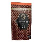 Beo Hive | Café en Grano | Coffee Blend Espresso Crema | 250 g | Aromático y de Tueste Natural | Café en Grano Natural | Sabor Intenso y Cremoso | Café Seleccionado de Primera Calidad Calidad