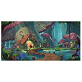 Mushroom Forest 1000 Pieces Fantasy Premium Jigsaw Puzzles (32' x 16') for Adult