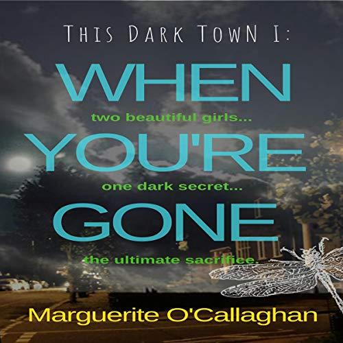Diseño de la portada del título When You're Gone
