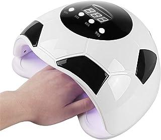 Uñas UV LED de la lámpara para la manicura Nails Equipo profesional inteligente de sincronización de detección de velocidad 4 Drye Nail Design Lámpara de Sun de hielo