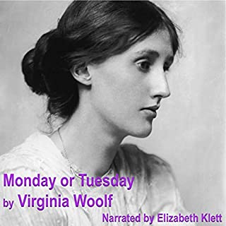 Monday or Tuesday audiobook cover art